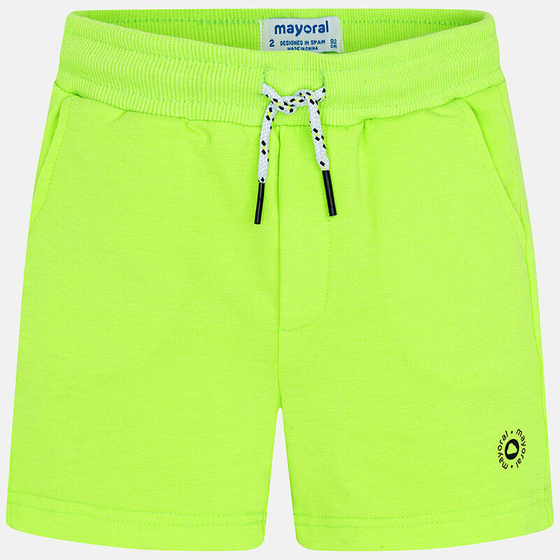 Lime Sport Shorts 611-7