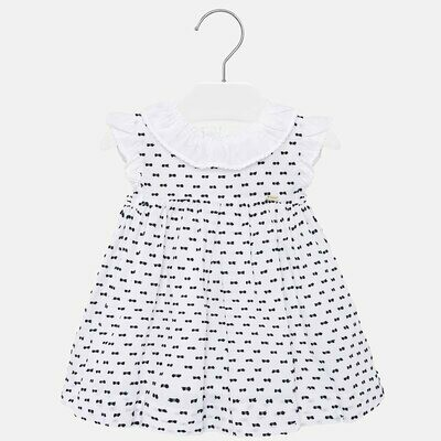 Swiss Dot Dress 1913 12m