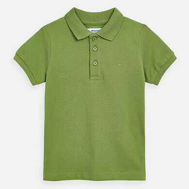 Jungle Green  Polo Shirt 150 7