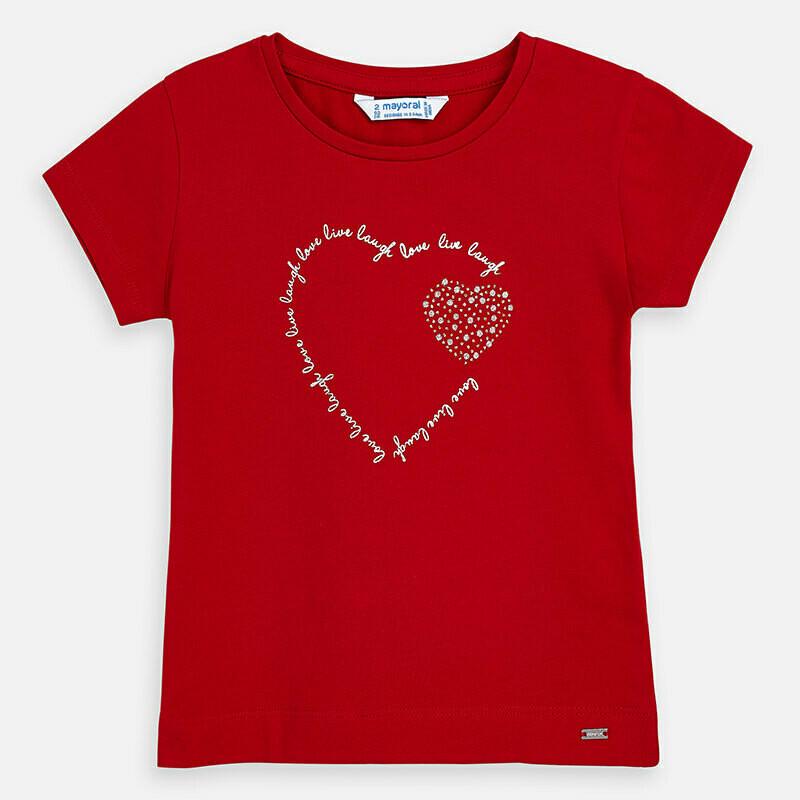 Red Heart Shirt 174 6