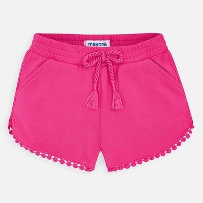 Fuchsia Play Shorts 607 8
