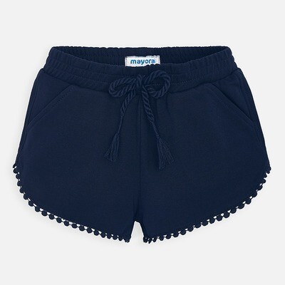 Navy Play Shorts 607 4