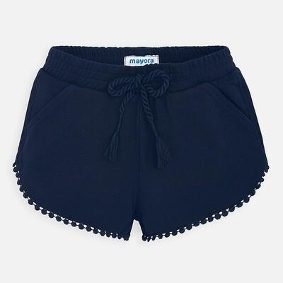 Navy Play Shorts 607 8