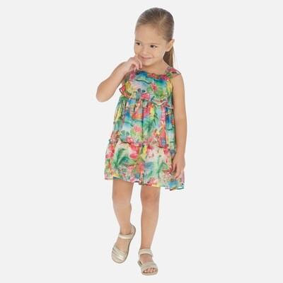 Tropical Dress 3955 7
