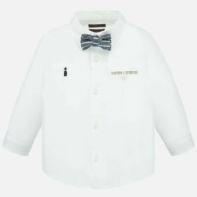 Shirt & Tie Set 1162 12m