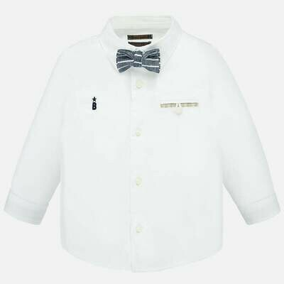 Shirt & Tie Set 1162 9m