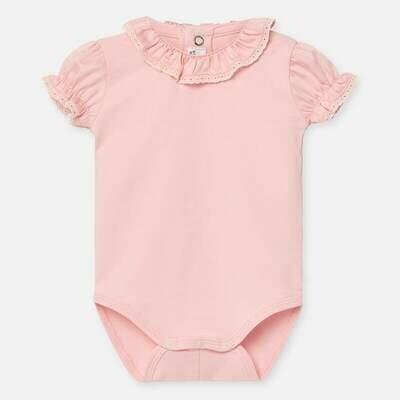 Pink Onesie 1782 12m