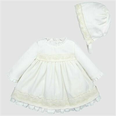 Formal Dress Set 2813 - 12m