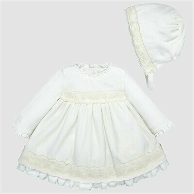 Dress Set 2813 - 4/6m
