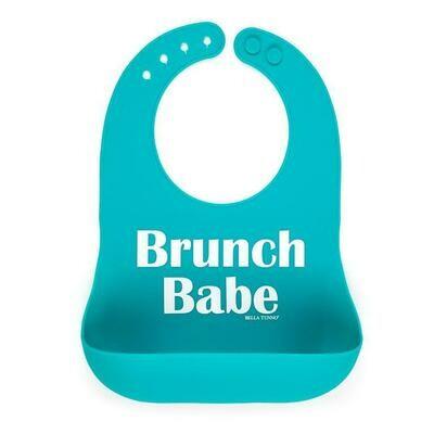 Brunch Babe  Bib