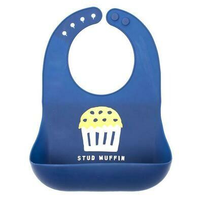 Stud Muffin Bib
