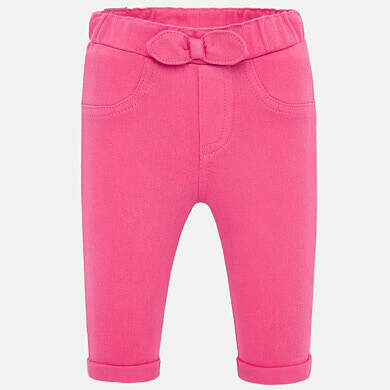 Pink Jean Jeggings 1784 12m