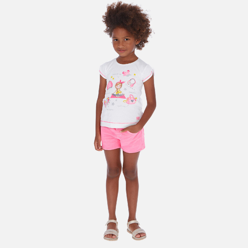 Bubblegum Shorts 3284 7