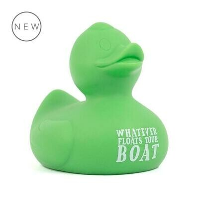 Float Boat Duck