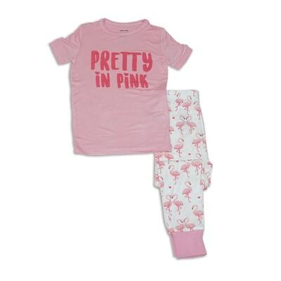 Flamingo Love PJ Set WF4226