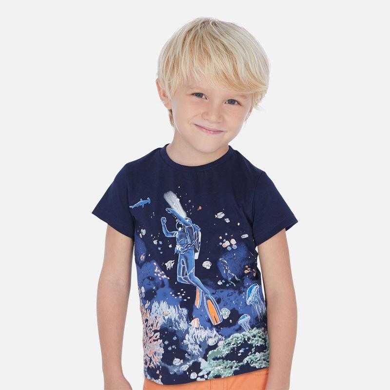 Glow in Dark Shirt 3069-5