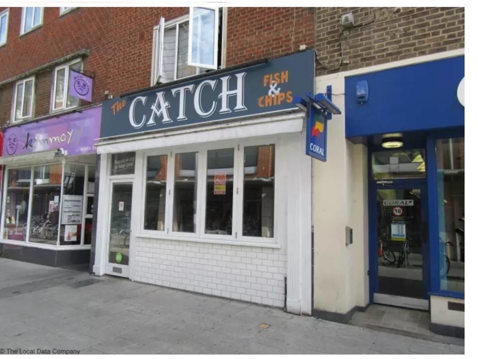 The Catch Chipshop - 12 Burleigh Street,