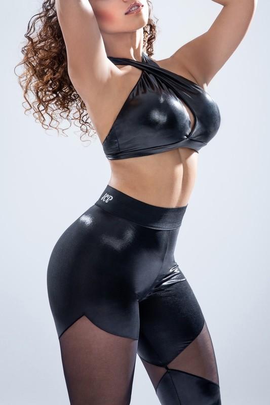 KP Dancer top with leggins