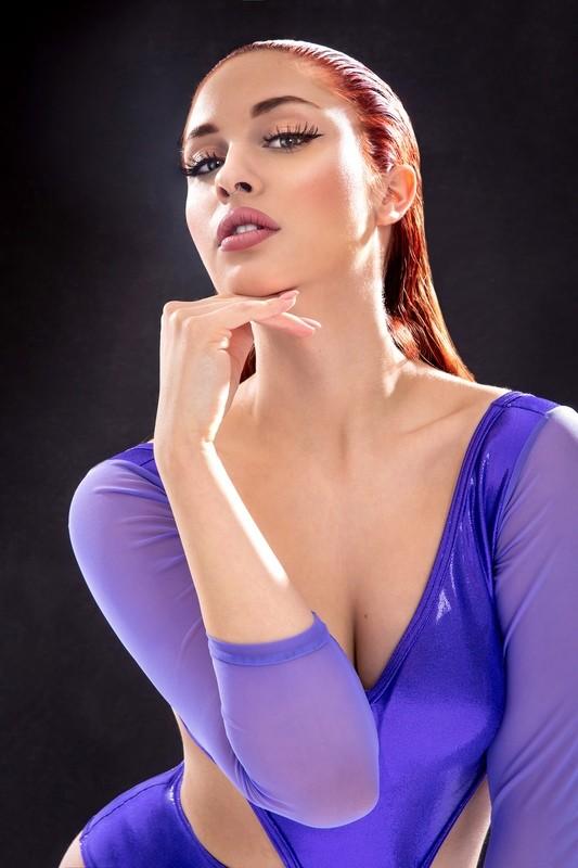 KP Body Dancer shine effect