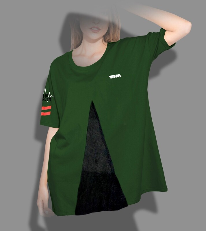 t-shirt inspirated by Baiba style
