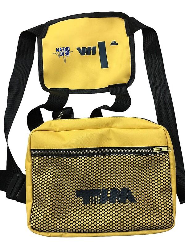 rucksack inspired by Deshawn style