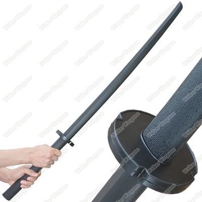 Rubber Training Sword - Samurai Sword Length 85cm Weight 350g