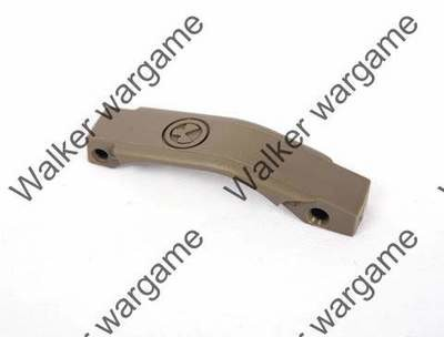 MP MOE Trigger Guard Polymer For M4 M16 AR15 - Tan