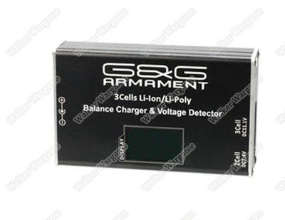 G&G LIPO Li-Po Balance Charger Voltage Detector With Display Screen G-11-138