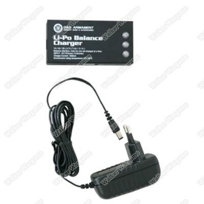 G&G 3.7V / 7.4V / 11.1V Li-ion Li-Po Balance Smart Battery Charger (100-240V)