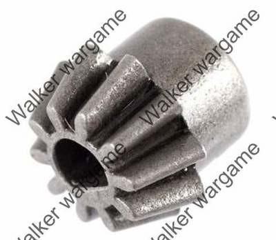 Steel Motor Pinion Gear D Shape