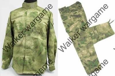BDU Battle Dress Uniform Full Set  A-Tacs FG Digital Camo