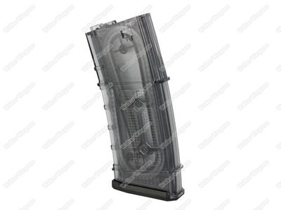 G&G 105Rds GR16 Mid-Cap Magazine for M4 / M16 AEG - Tainted