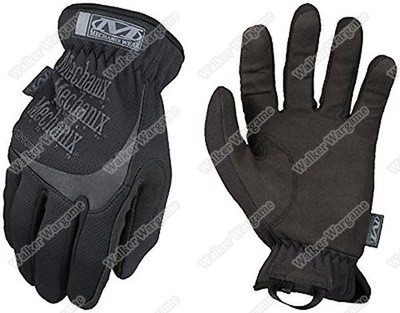 Mechanix Wear FastFit Covert Tactical Gloves - SWAT Black