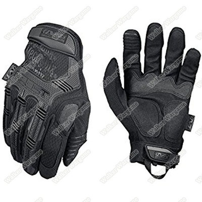Mechanix Wear M-Pact Impact Tactical Gloves -  SWAT Black