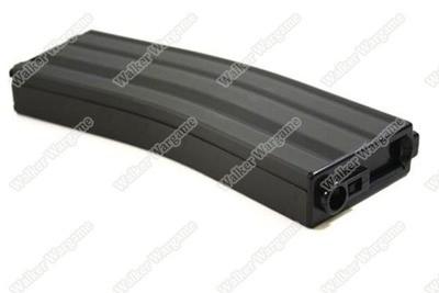 G&G Airsoft M4 AEG 450rd Metal High Capacity Magazine Hicap Mag - Black
