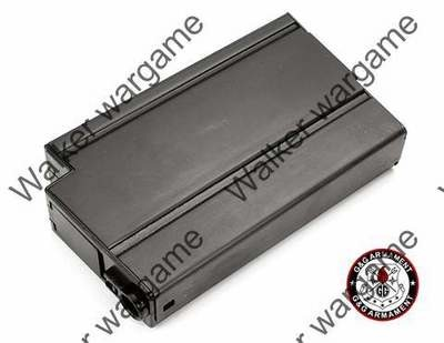 G&G M14 , SCOMM and EBR Metal High Cap Magazine 420 Round (Can Fit CA M14)