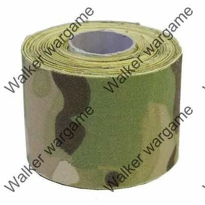 Multi Purpose Military Tape 10M Camo Tape - Special Force Multi Camo