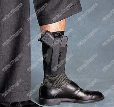 Tactical Concealed Carry Strap Ankle Holster