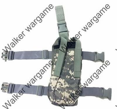 Drop Leg SMG Mp5 Mp9 P90 UMP Magazine Pouch - US Army Digital Camo ACU