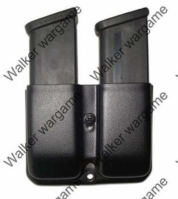 Double Pistol Mag Holster - M9 Glock 1911