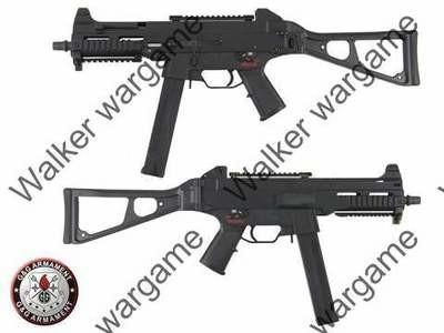 G&G UMG UMP .45 Submachine Gun Folding Stock Airsoft Gun AEG