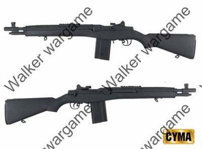 Special Force CYMA 032A M14 Socom Full Metal