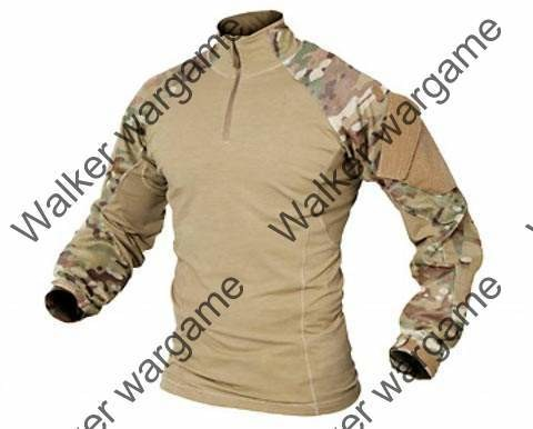Emerson G3 Combat Shirt - US Special Force Multi Camo