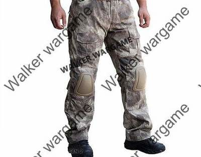 Combat Pants Build In Knee Pads - A-TACS