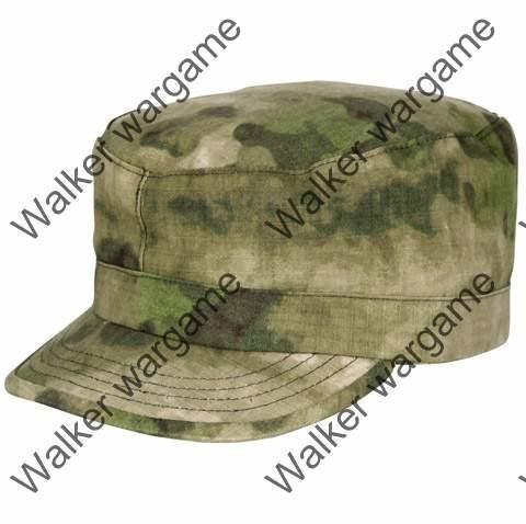 Combat Cap Hat - US Special Force A-Tacs FG