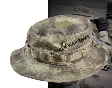 Digital Camo A-TACS Urban Boonie Hat