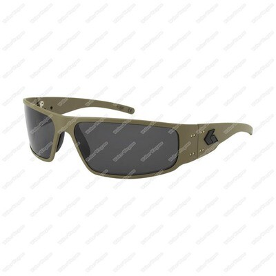 Gatorz Magnum Navy SEAL CERAKOTE Sun Glass  Military Tan Frame / Smoked  Lens