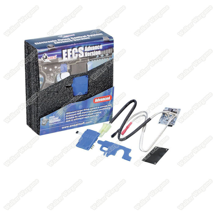 Ares Amoeba Airsoft EFCS  Electronic Fire Control Mosfet
