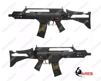 Ares Tactical G36C Compact Full Metal Airsoft Rifle AEG EFCS System
