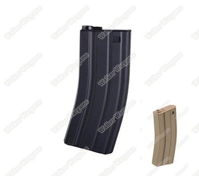 Ares M4 Mid Cap Mag Durable Polymer - 120rds